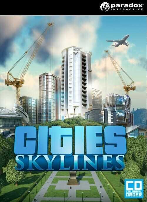 Cities: Skylines (PC/MAC/LX) klucz Steam