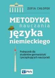 Metodyka nauczania języka niemieckiego - Ebook.