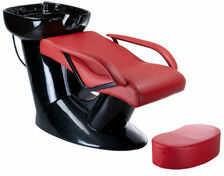 Myjnia fryzjerska VERA BR-3515 Czerwona