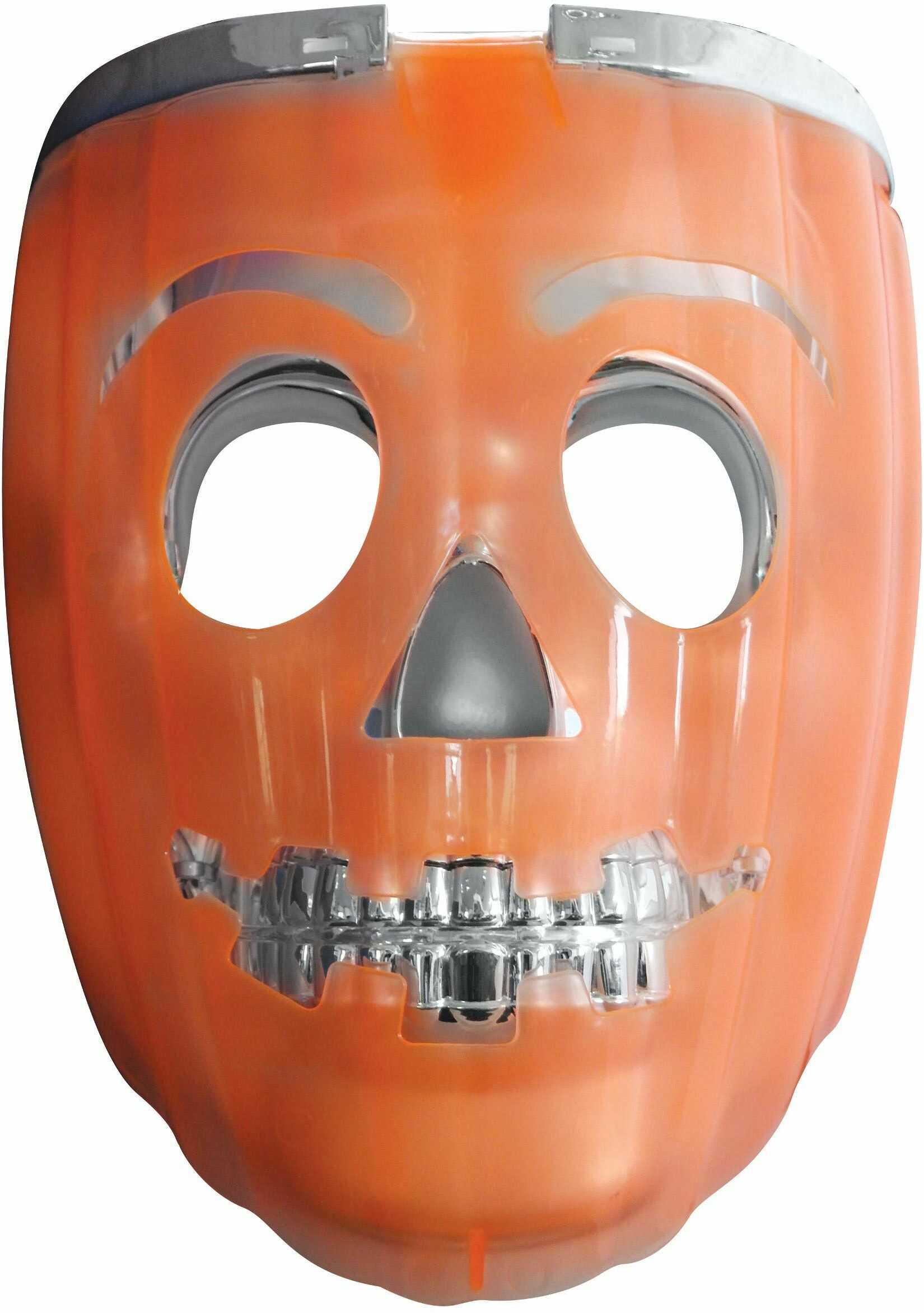 Rubies  156297  maska na Halloween, podświetlana dynia, jeden rozmiar