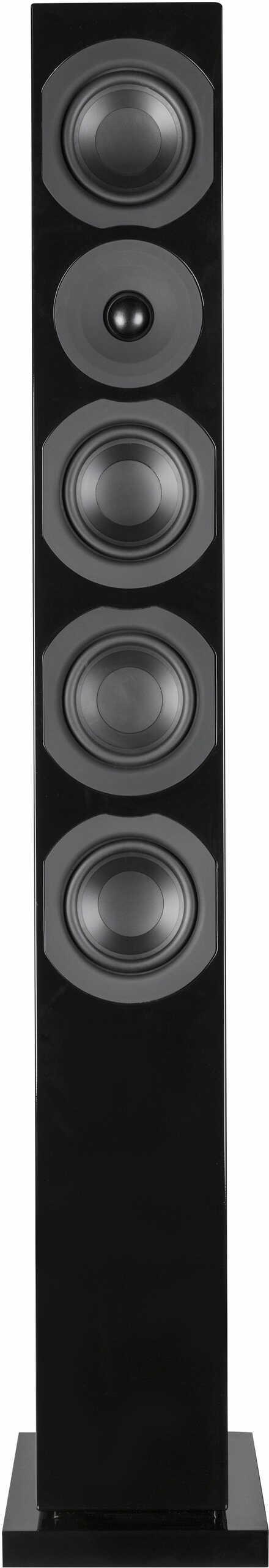 System Audio Saxo 50 Kolor: Czarny
