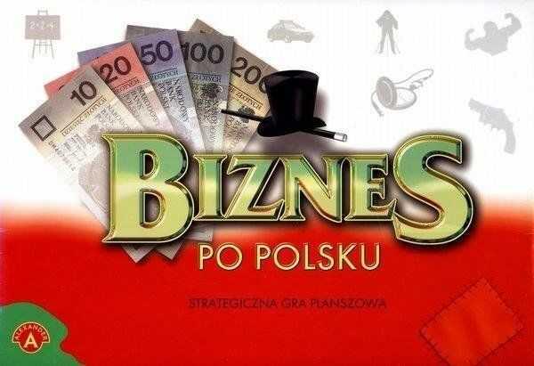 Biznes po polsku ALEX - Alexander