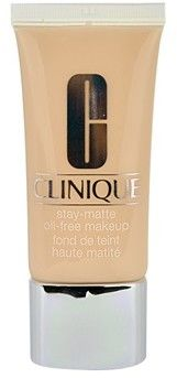 Clinique Stay Matte podkład w płynie do skóry tłustej i mieszanej odcień 02 Alabaster 30 ml