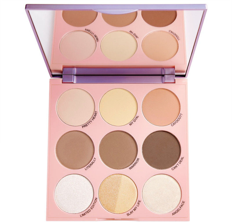 Makeup Revolution Imogenation paleta do konturowania twarzy 18 g
