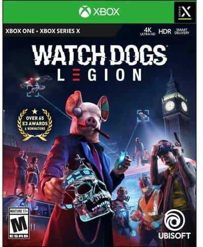 Watch Dogs Legion XONE Używana
