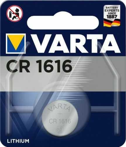 bateria litowa mini VARTA CR1616