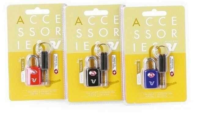 Kłódka kłódeczka do walizki Roncato kluczyk TSA