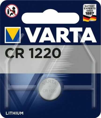 bateria litowa mini VARTA CR1220