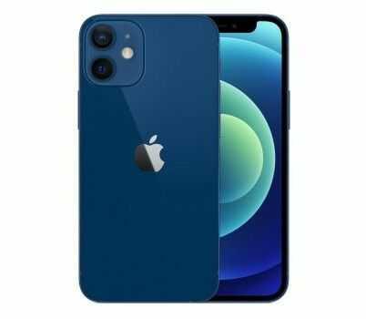 Apple iPhone 12 mini 128GB Blue (niebieski)