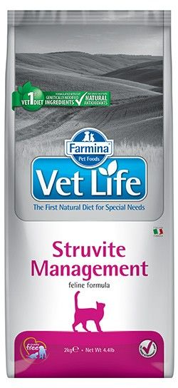 Farmina Vet Life Struvite Management Cat