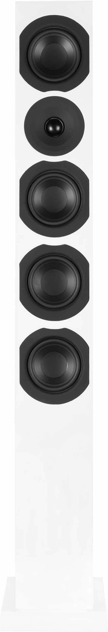System Audio Saxo 50 Kolor: Biały