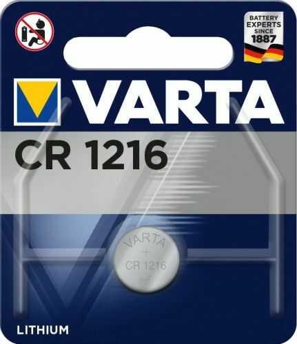 Bateria litowa VARTA CR1216