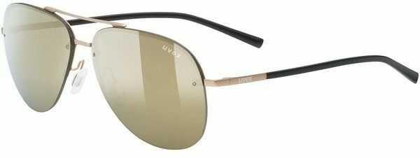 Okulary Uvex LGL 40 - 6616/gold mat