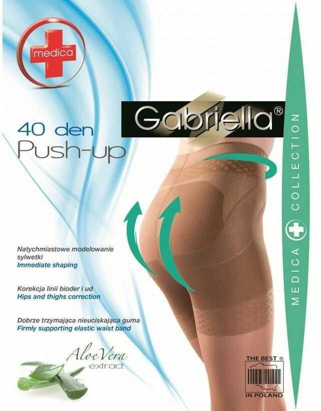 Push up 40 den gabriella rajstopy