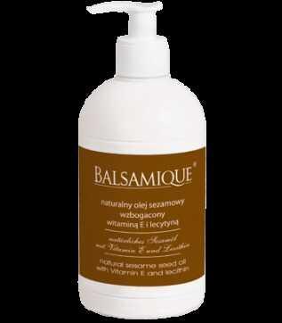 Naturalny olej do masażu sezamowy