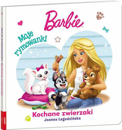 Barbie Moje rymowanki Kochane zwierzaki ZAKŁADKA DO KSIĄŻEK GRATIS DO KAŻDEGO ZAMÓWIENIA
