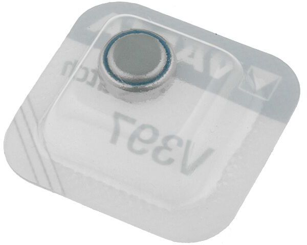 Bateria srebrowa 1,55V VARTA SR59,pastylkowa 1szt. fi7,9x2,6mm