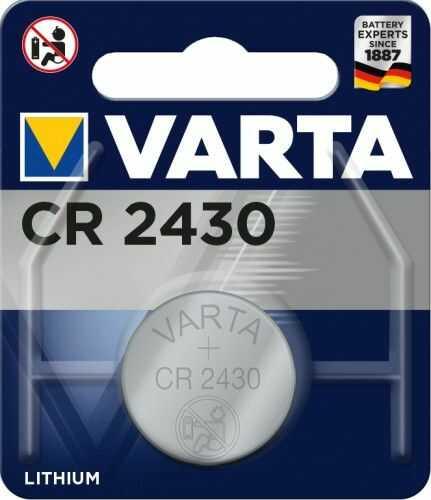 bateria litowa mini VARTA CR2430
