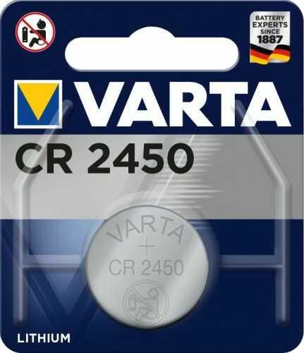 bateria litowa mini VARTA CR2450