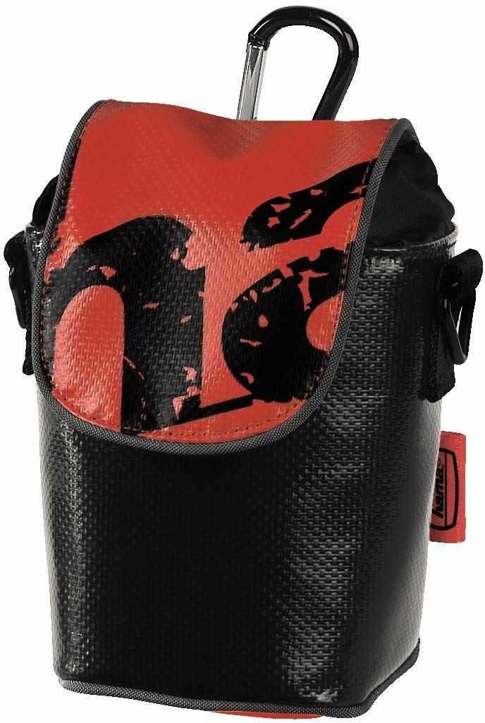 Hama Kentucky DFV 24 torba na aparat czarny/czerwony