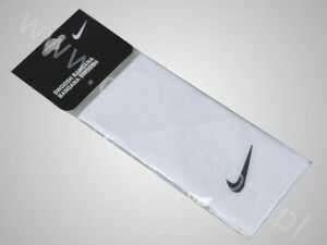 Nike swoosh bandana