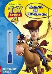 Toy Story 4. Zadania do zmazywania - praca zbiorowa