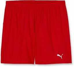 PUMA Męskie szorty Liga Core czerwony Puma Red-Puma White S