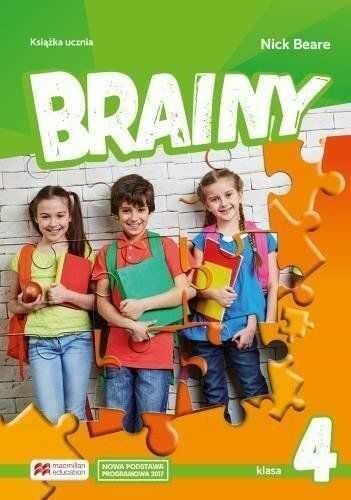 Brainy kl. 4 Książka ucznia (podręcznik wieloletni) - NPP - Nick Beare