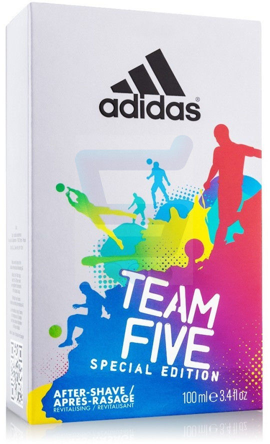 Adidas Team Five - woda po goleniu 100 ml