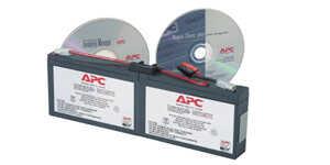 APC RBC18 akumulator Ołowiany (VRLA)