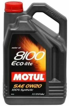 Motul 8100 Eco-lite 0W20 5l DARMOWA DOSTAWA