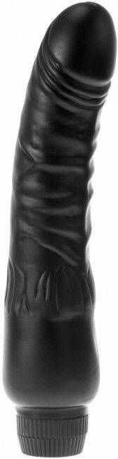 Realistyczny Wibrator Titan 23,5cm Czarny 100% ORYGINAŁ DYSKRETNA PRZESYŁKA