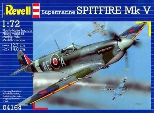 Spitfire Mk V b