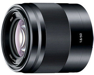 Obiektyw Sony E 50mm f/1,8 OSS (czarny) + MARUMI UV Fit-Slim MC 49mm GRATIS!