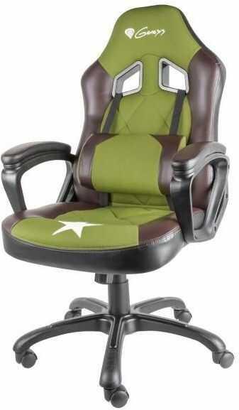 Fotel dla gracza Genesis Nitro330 military limited edition