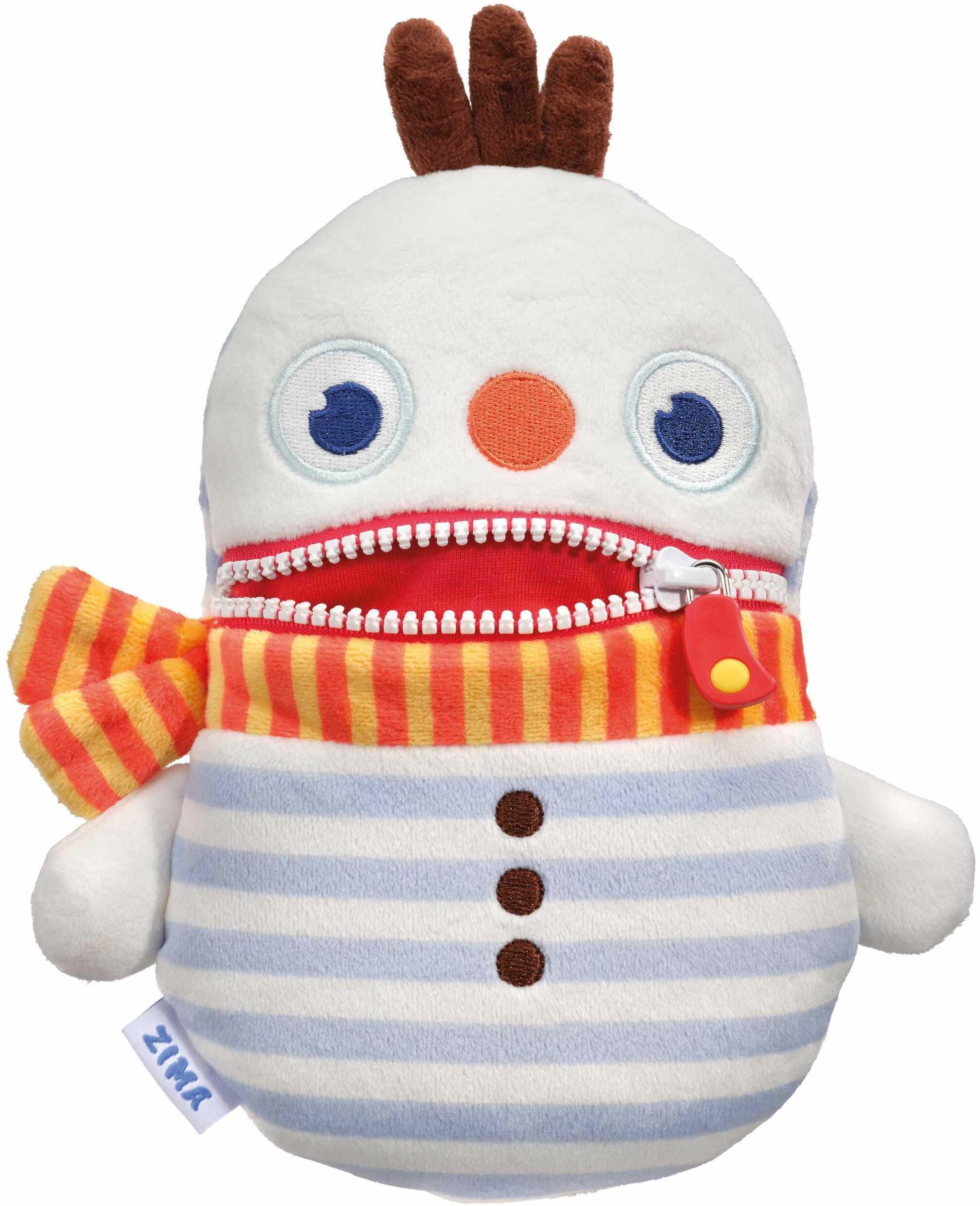 Zima, klein, 21,5 cm, Jingle Dolls Edition: Plüsch Sorgenfresser klein, Edition Jingle Dolls