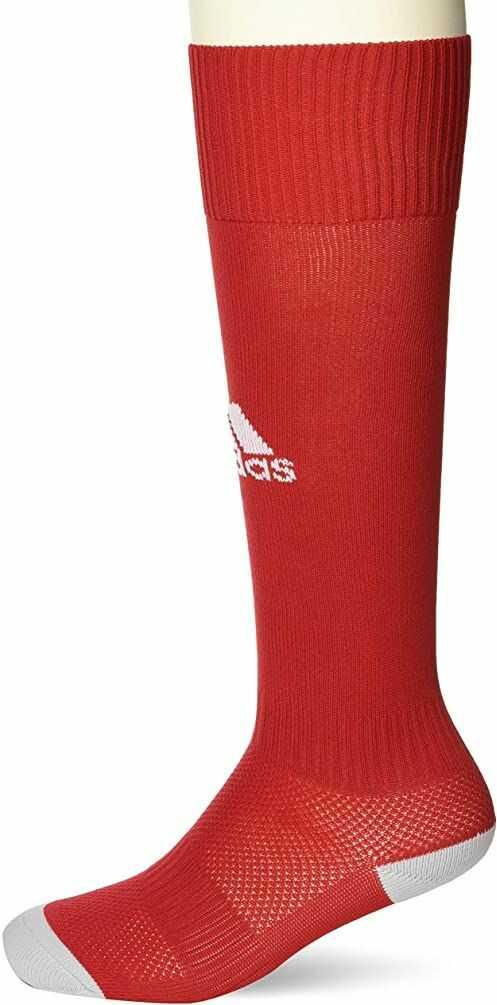 adidas Milano męskie skarpety dla dorosłych czerwony Power Rot/Weiß 46-48