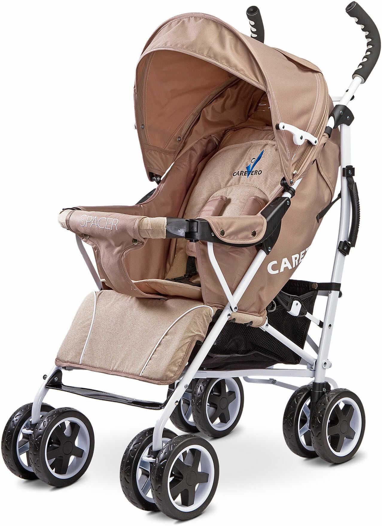 Caretero wózek spacerowy spacer 2017 beige
