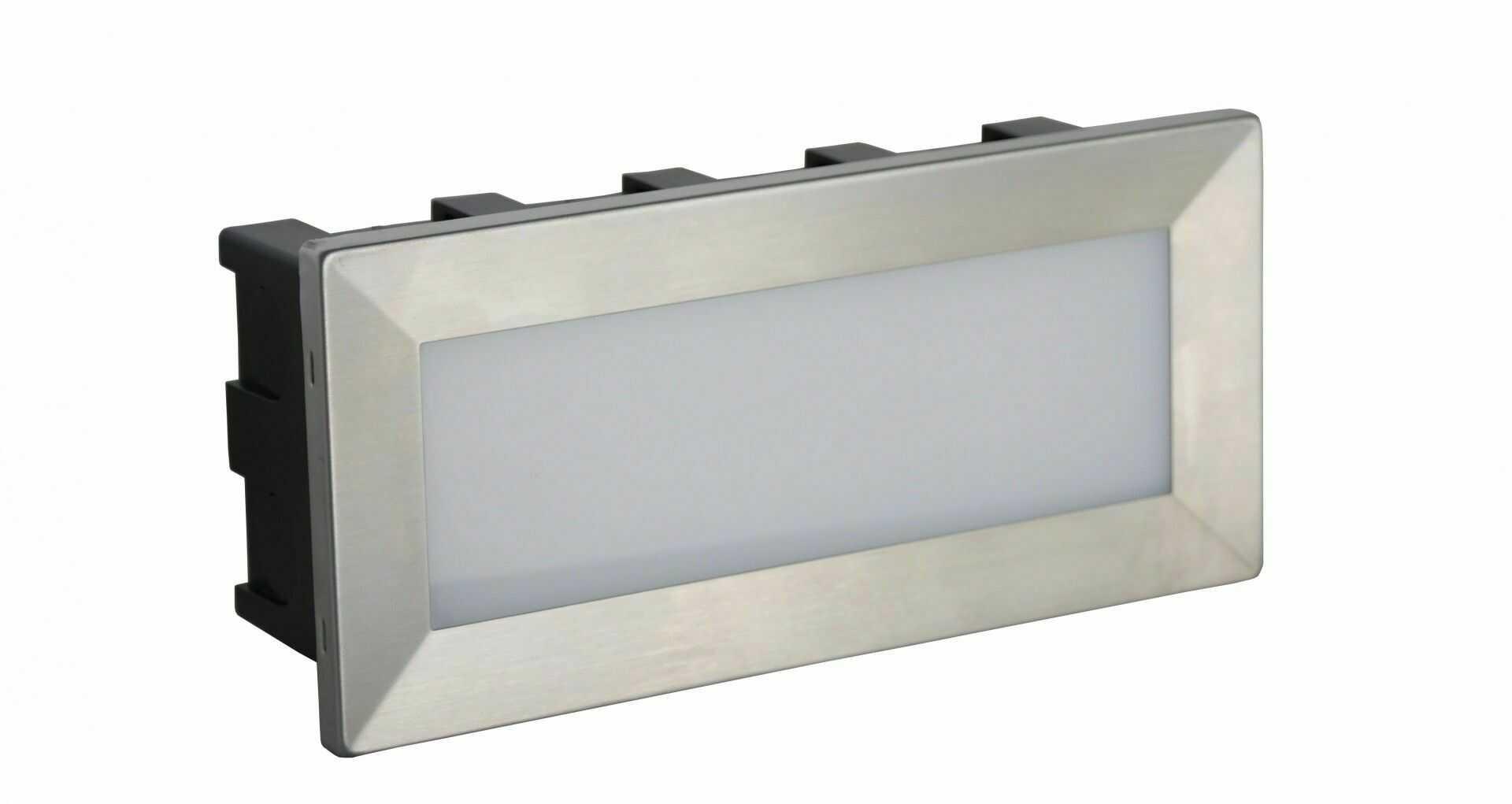 Oprawa do wbudowania MUR LED INOX C 04 - SU-MA  Sprawdź kupony i rabaty w koszyku  Zamów tel  533-810-034