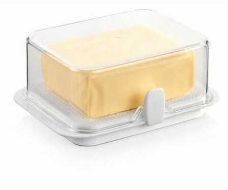 Tescoma Purity Zdrowy pojemnik do lodówki maselniczka