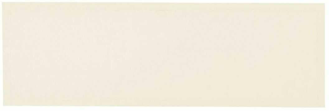 Bieżnik lniany Alexandre Turpault Florence Creme - Bieżnik