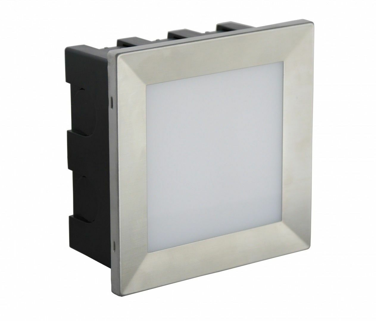 Oprawa do wbudowania MUR LED INOX D 04 - SU-MA  Sprawdź kupony i rabaty w koszyku  Zamów tel  533-810-034