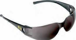 Okulary ochronne ECO przydymiane