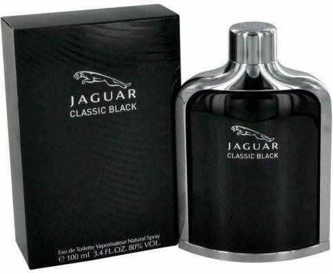Jaguar Classic Black 100 ml woda toaletowa dla mężczyzn woda toaletowa + do każdego zamówienia upominek.
