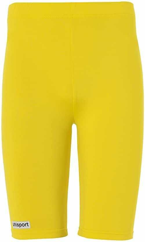 uhlsport odzież sportowa spodnie męskie, żółte, XL