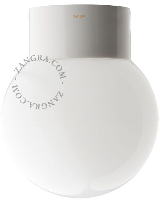 Lampa Porcelanowa Sufitowa M Zangra 016