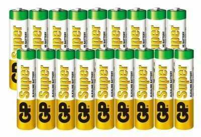 Baterie GP Super Alkaline AAA 18szt.. > DARMOWA DOSTAWA ODBIÓR W 29 MIN DOGODNE RATY