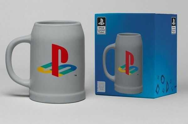 Sony playstation - ceramiczny kufel, kubek