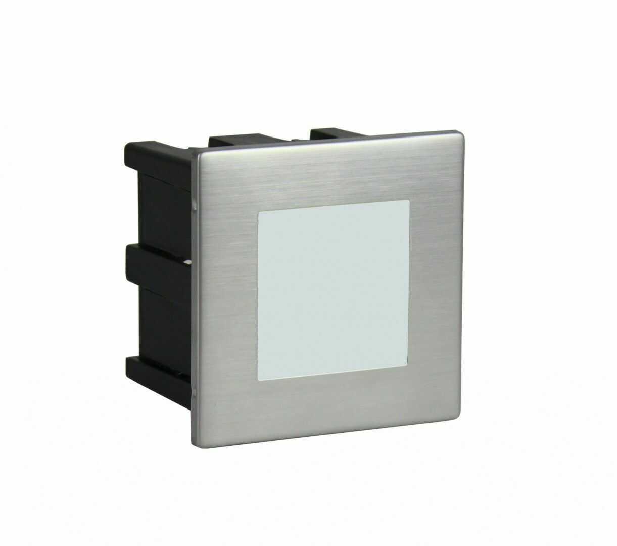 Oprawa do wbudowania MUR LED INOX F 04  SU-MA  Sprawdź kupony i rabaty w koszyku  Zamów tel  533-810-034