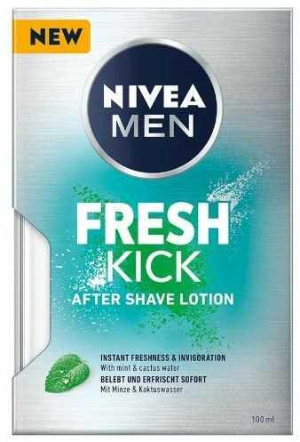 Nivea Men Fresh Kick woda po goleniu 100 ml